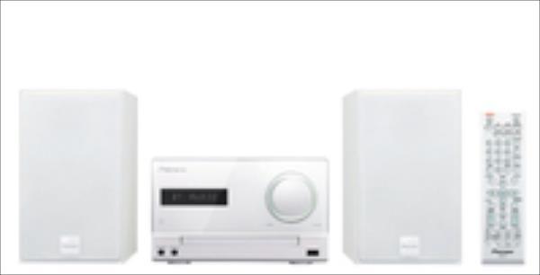 Pioneer X-CM35-W mūzikas centrs