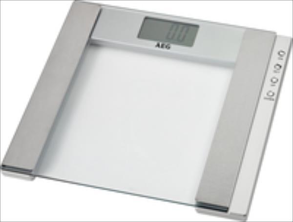 AEG PW 4923 Silver/Glass Svari