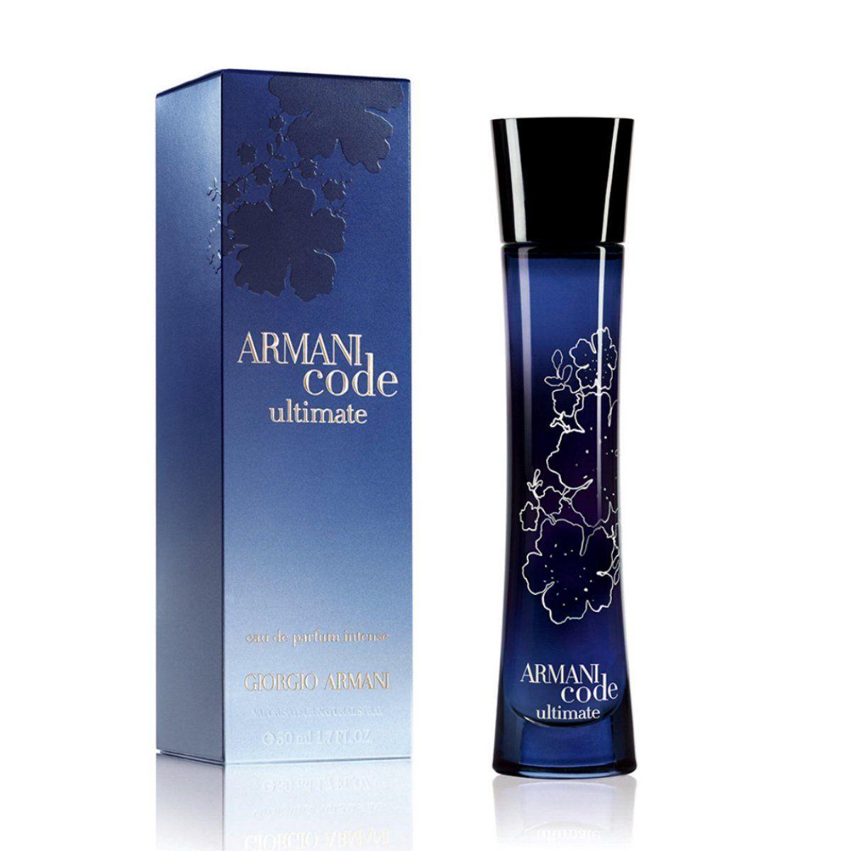 Giorgio Armani Code Ultimate 50ml Smaržas sievietēm