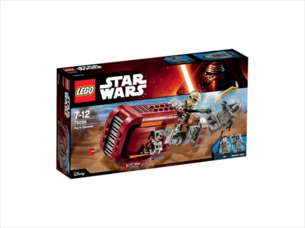 LEGO Rey's Speeder  75099 LEGO konstruktors