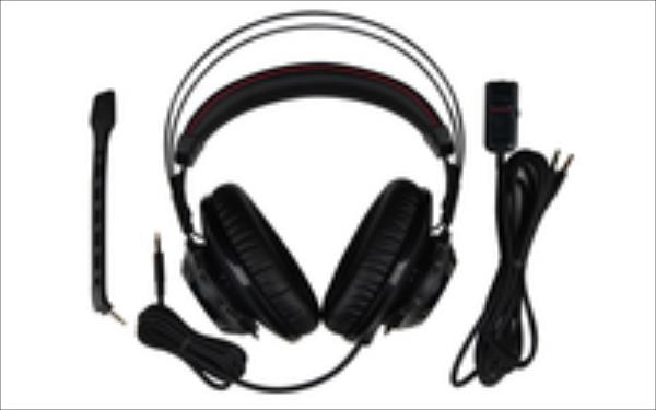 Kingston HyperX Cloud Revolver Gaming Headset far PC, Xbox One, PS4, Wii U and mobile Gerate austiņas