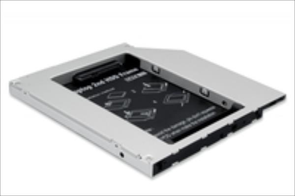 Digitus SSD/HDD Installation Frame SATA to SATA. 9.5mm