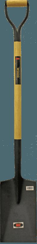Besk Lāpsta dārza 30x22x120cm tērauda a/k koka Lāpstas