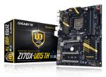 Gigabyte Z170X-UD5 TH, Intel Z170 Mainboard - Sockel 1151 pamatplate, mātesplate