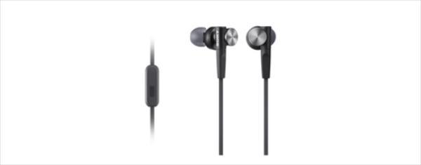Sony MDR-XB50APB black austiņas