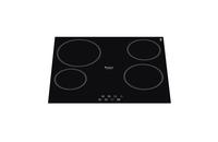 Pyta Ceramiczna Hotpoint-Ariston KRB 640 C (PL) (4-polowa Black) ritēšanas iekārtas (Taukvāres katls)