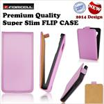 Forcell Slim Flip Case Samsung i9500 Galaxy S4 Violet