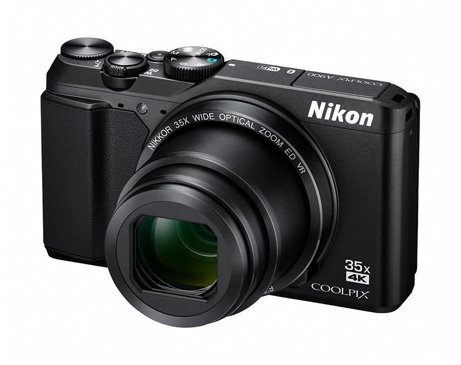 Nikon COOLPIX A900 black Digitālā kamera