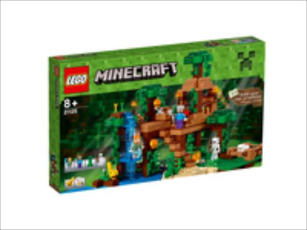 LEGO The Jungle Tree house V29  21125 LEGO konstruktors