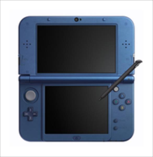 Nintendo 3DS XL HW METALLIC BLUE  2205932 spēļu konsole
