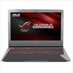 ASUS ROG G752VY-GC144D, 43,90 cm (17,3) Gaming Notebook Portatīvais dators