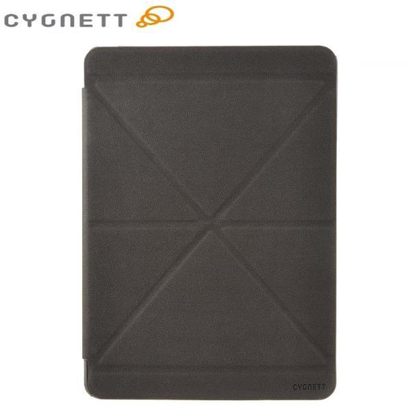 Cygnett CY1325CIPTE Flexi-folding folio Sāniski atverams maks ar stendu Apple iPad Air Melns (EU Blister) planšetdatora soma