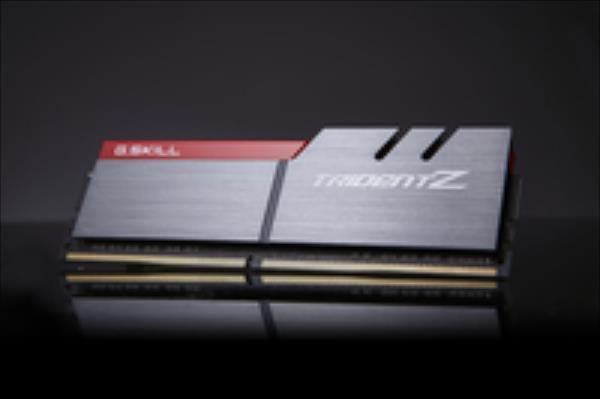 DDR4 16GB PC 3600 CL16 G.Skill KIT (2x8GB) 16GTZ Trident Z operatīvā atmiņa