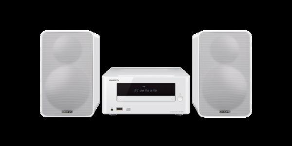 Onkyo CS-265 Micro White mūzikas centrs