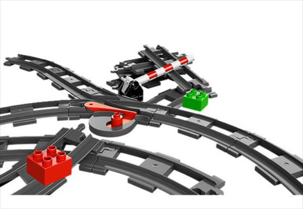LEGO Train Accessory Set V110 10506 LEGO konstruktors