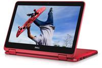 Inspiron 3168 N3060 2GB 11 6 32GB INT W10 2Y RED Portatīvais dators