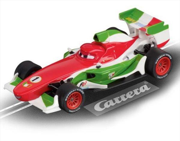 Carrera GO    Francesco Bernoulli 61194 Rotaļu auto un modeļi