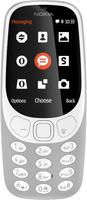 Nokia 3310 Dual Sim Grey Mobilais Telefons