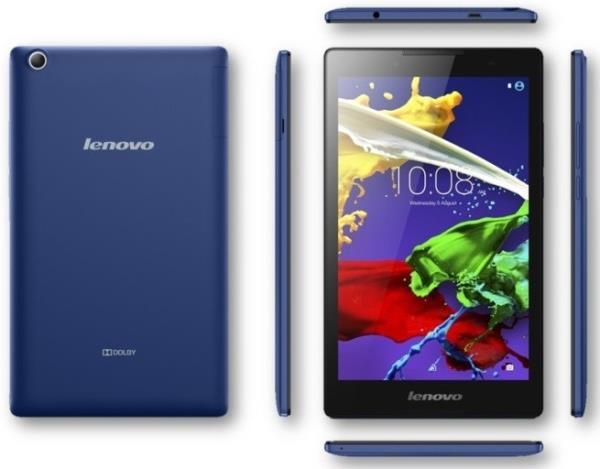 Lenovo Tab2 A8-50L 8.0/16GB/1GB/WI-FI/4G/ANDROID/BLUE Planšetdators