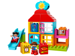 LEGO Duplo My First Playhouse 10616 LEGO konstruktors