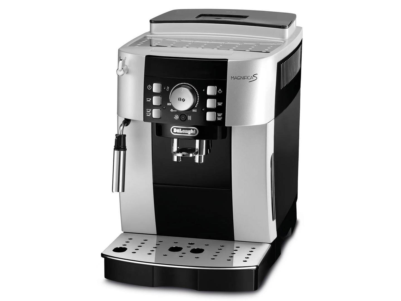 Coffee machine Delonghi ECAM21.117SB   silver-black Kafijas automāts