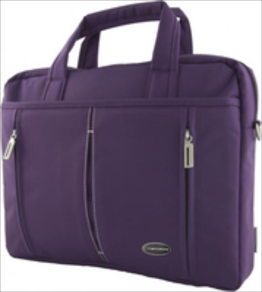 NOTEBOOK BAG 15,6'  ET184V TORINO VIOLET portatīvo datoru soma, apvalks