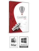 Corel LicS CorelCAD 2016 PCM Single User programmatūra