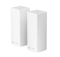 Linksys Velop Whole Home Mesh WI-FI  WHW0302-EU WiFi Rūteris