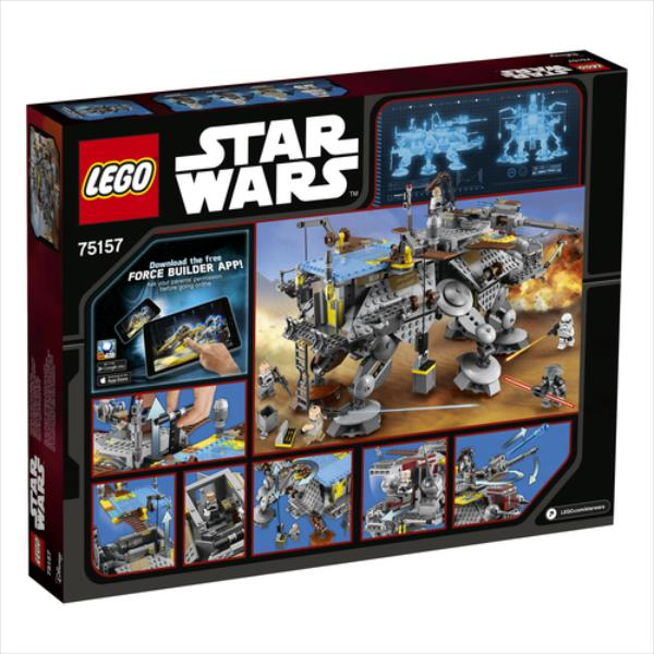 LEGO Captain Rexs AT-TE V29  75157 LEGO konstruktors