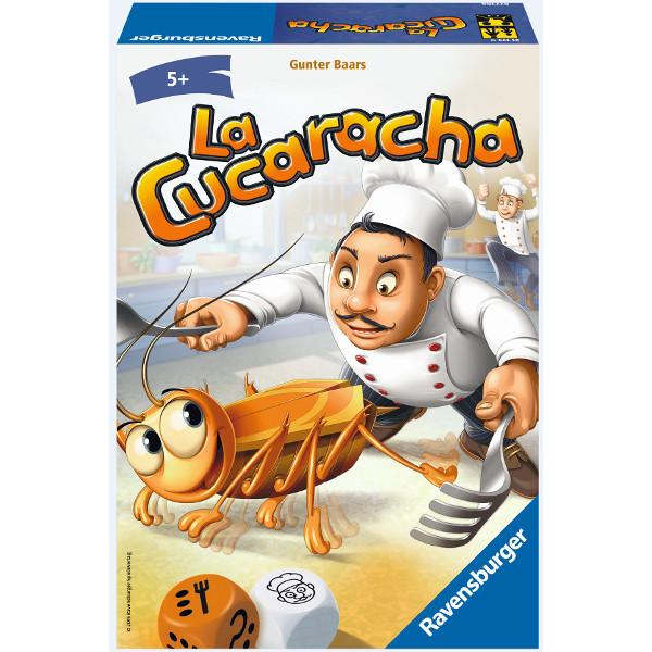 Ravensburger Gra La Cucaracha Mid 211739 galda spēle