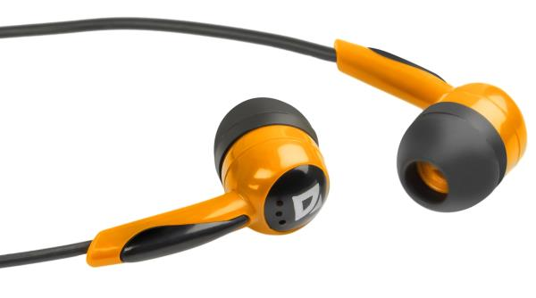 DEFENDER In-ear headphones Basic 604