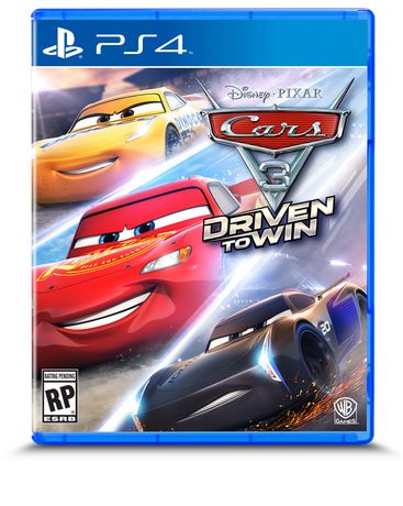 Warner Bros Cars 3: Driven to Win (PS4)