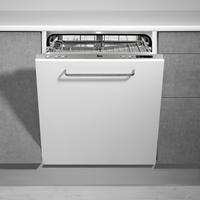 DW8 70 FI Teka     integrated dishwasher 6 Iebūvējamā Trauku mazgājamā mašīna