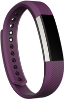 Fitbit Alta Fitness Armband S Pflaume sporta pulkstenis