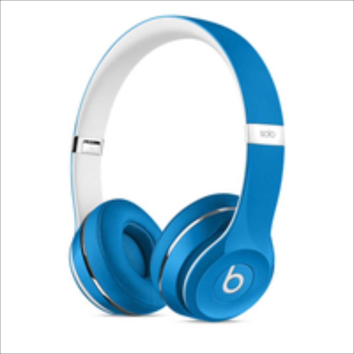 Beats Solo2 On-Ear Headphones - Blue (Luxe Edition) austiņas