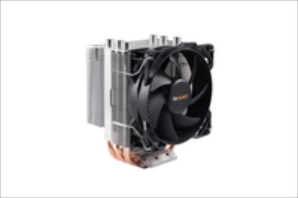 be quiet  Pure Rock Slim CPU cooler 1150/1151/1155/1156 AM2(+) AM3(+) FM1-2 procesora dzesētājs, ventilators