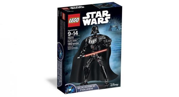 LEGO Star Wars Darth Vader 75111 LEGO konstruktors