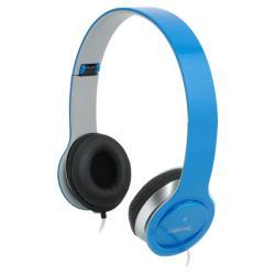 Logilink Stereo high quality headset , blue austiņas