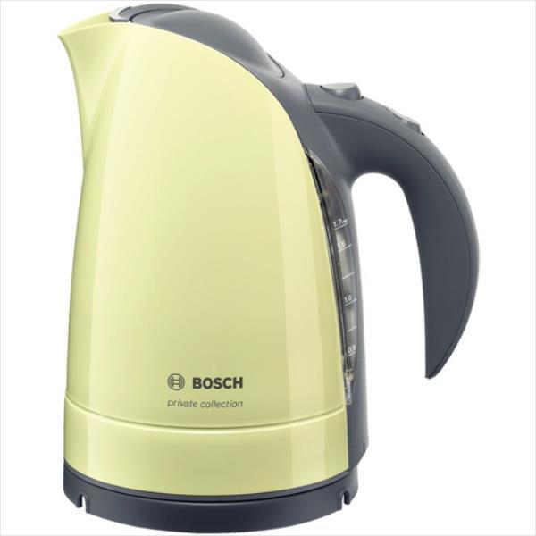 Bosch TWK6006N (1,7l 2400W Green) Elektriskā Tējkanna