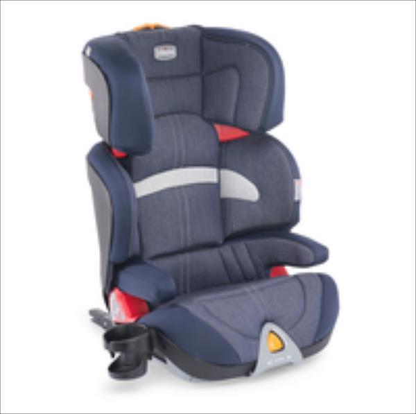 Chicco Oasys 2-3 Fixplus Denim auto bērnu sēdeklītis