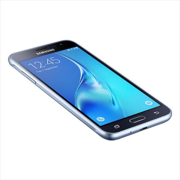 Samsung Galaxy J3 2016 J320 DualSim Black Mobilais Telefons