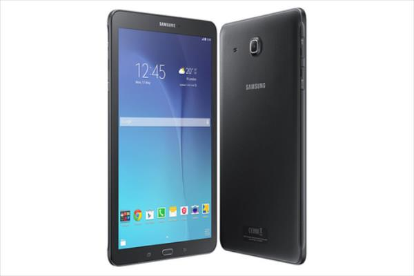 Samsung T561 Galaxy Tab E 8GB Black Planšetdators