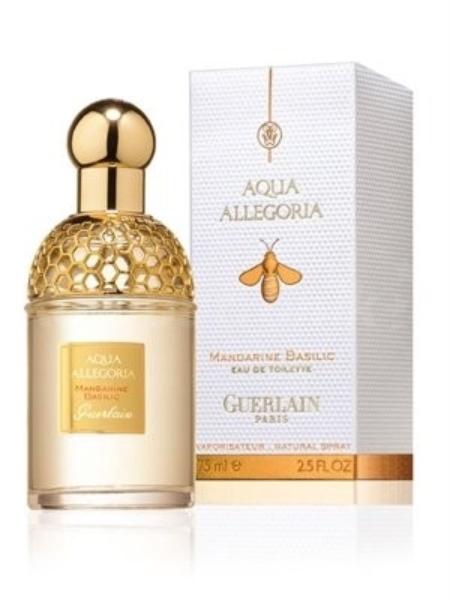 Guerlain Aqua Allegoria Mandarine Basilic 75ml Smaržas sievietēm