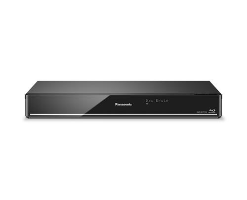 Panasonic Blu-Ray recorder 500GB Twin HD 500MB DVB-C dvd multimēdiju atskaņotājs