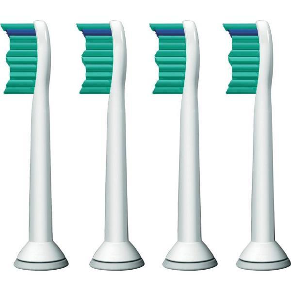 Philips Sonicare HX6014/07 4er Pack Standard mutes higiēnai
