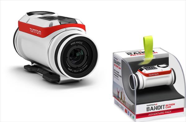 TomTom Bandit Adventure Pack sporta kamera