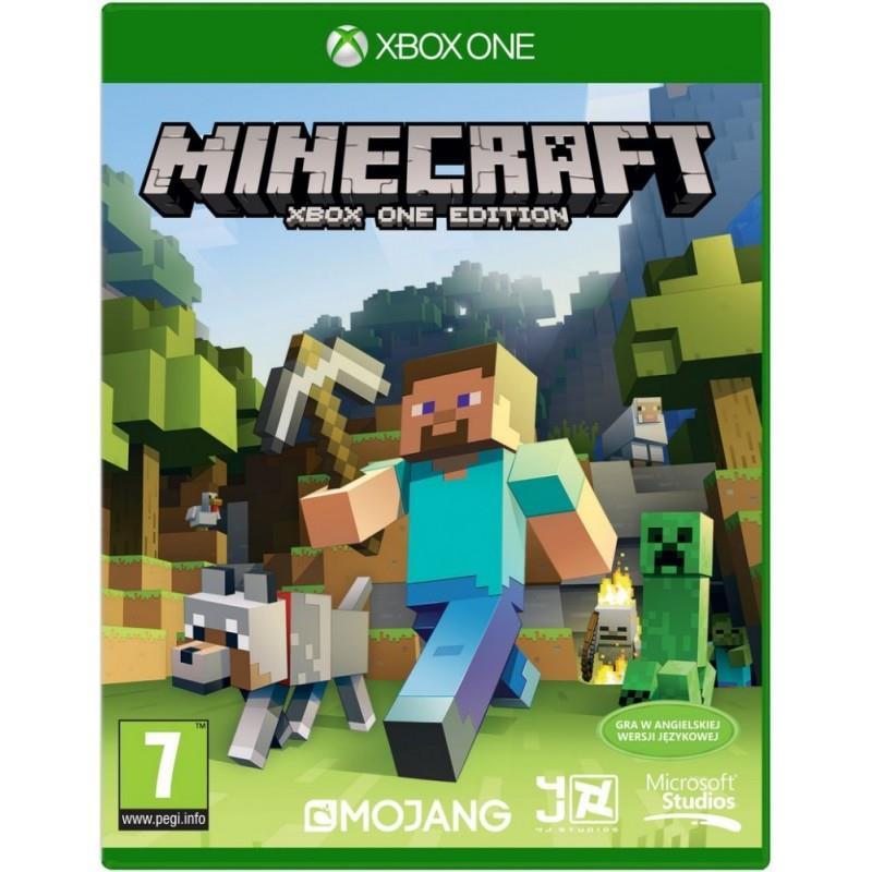 Minecraft Xbox One 44Z-00019
