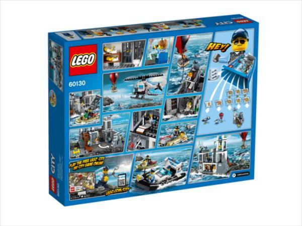 LEGO Prison Island  60130 LEGO konstruktors