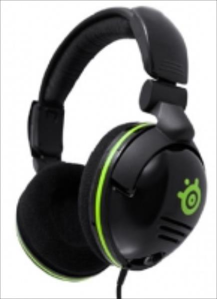 Gaming headset SteelSeries Spectrum 5XB, PC, XBOX 360 austiņas