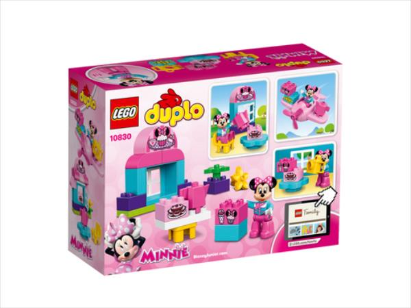 LEGO Minnie s Cafe  10830 LEGO konstruktors